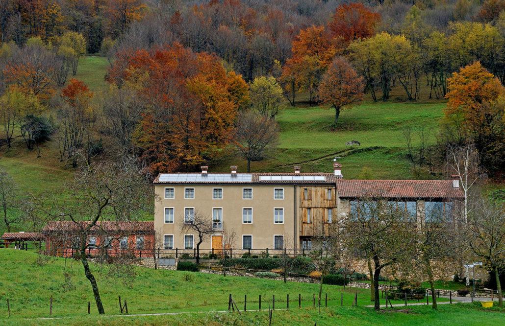 Il territorio del Tretto - Agriturismo Il Maggiociondolo Schio in Provincia di Vicenza
