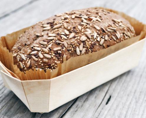 Il pane dell'agriturismo il maggiociondolo di Schio