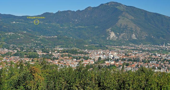 Agriturismo Il Maggiociondolo in provincia di Vicenza